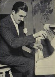 Biagi at Piano